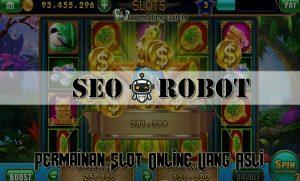 Alasan Player Bermain Slot Online Uang Asli Saat Ini